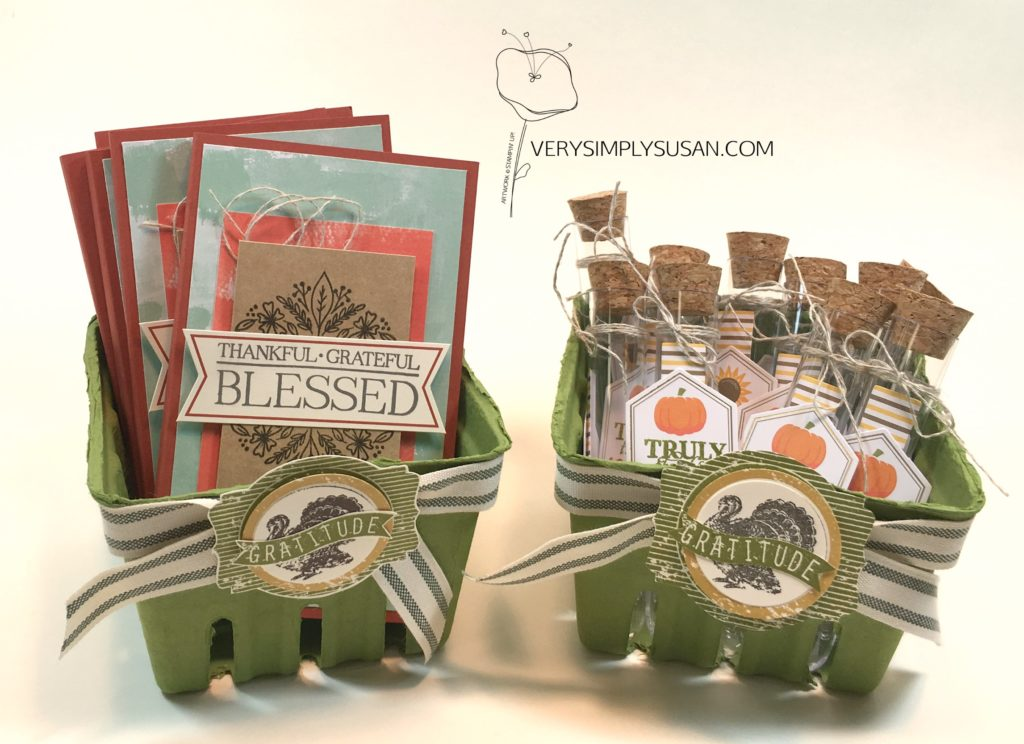 Alternate Paper Pumpkin, Harvest of Thanks, Paisleys & Posies, Stampin Up 3-D
