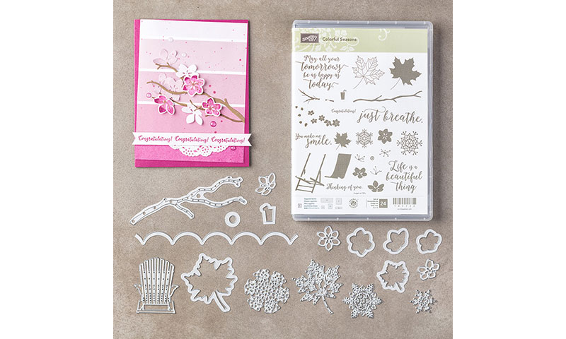 Colorful Seasons, STAMPIN' UP!, Color Theory