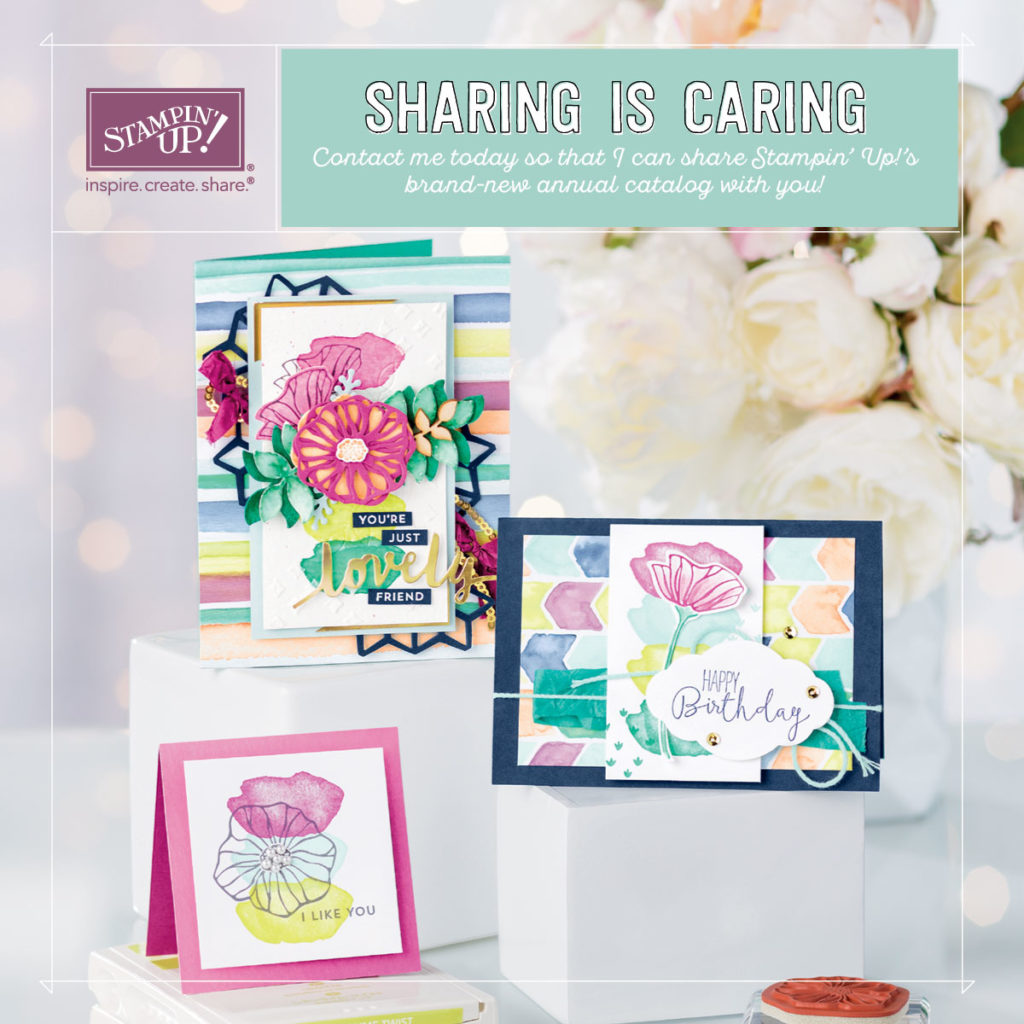 Stampin' Up! 2017-2018 Catalog