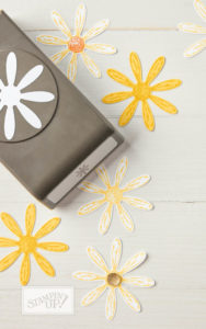 Delightful Daisy Punch, Stampin' Up!