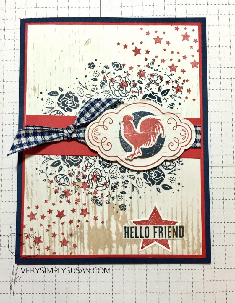 WOOD WORDS, STAMPIN' UP, WOOD TEXTURES DSP