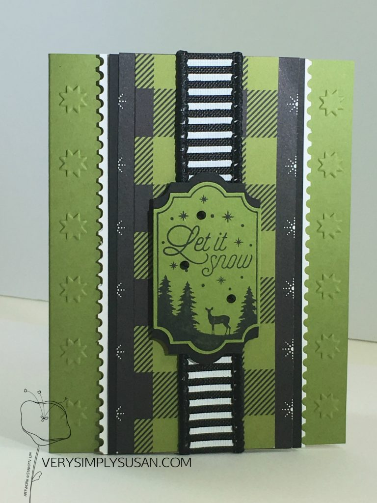 Merry Little Christmas, Merry Little Labels, Stampin' Up!