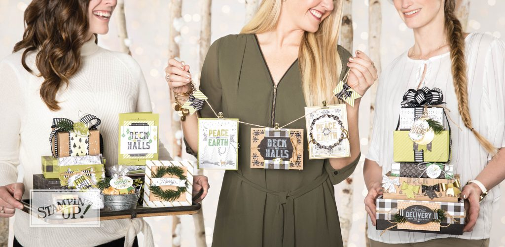 Merry Little Christmas DSP, STAMPIN' UP!