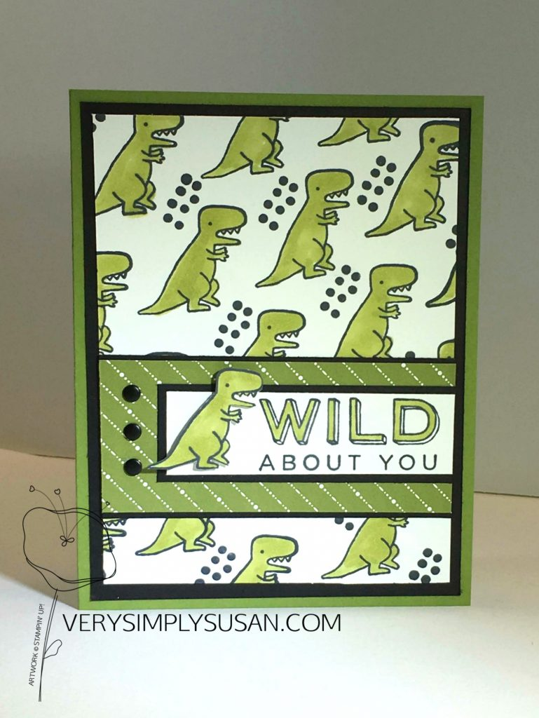 STAMPIN' UP!, Bits & Pieces, Stampin' Blends
