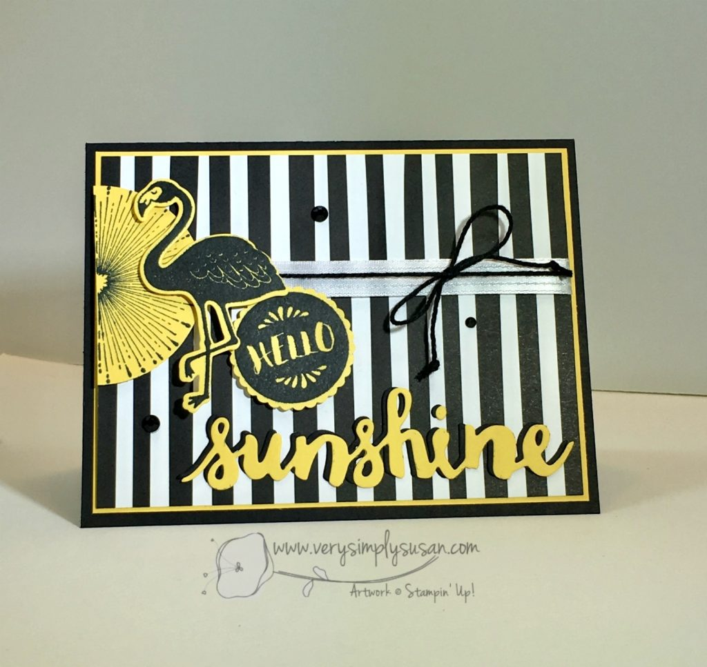 Pop of Paradise, Amazing You, STAMPIN' UP!