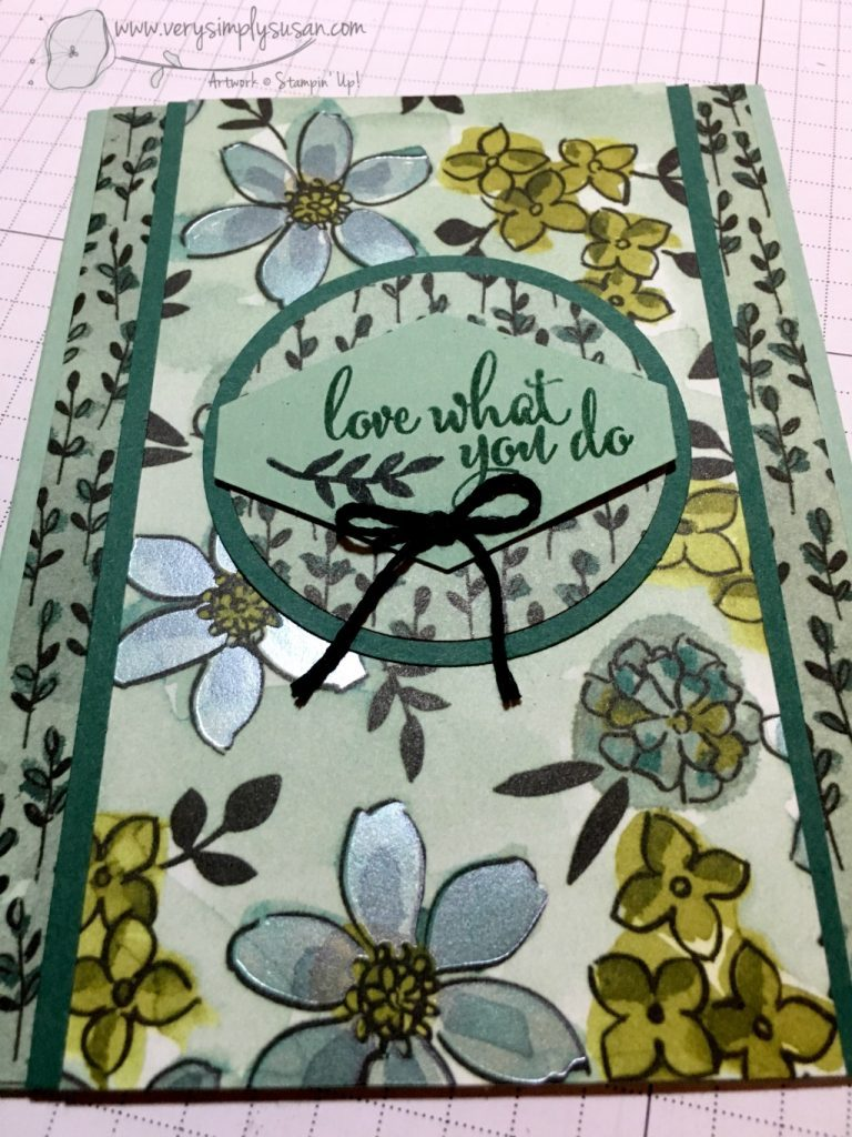 Share What You Love, Love What You Do, Stampin' Up!