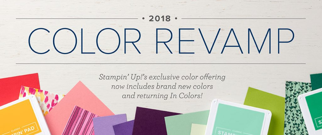 Color ReVamp, Stampin' Up!