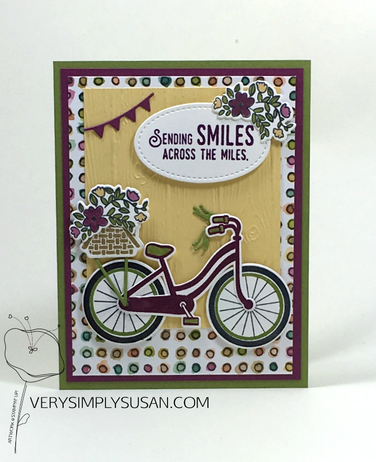 Bike Ride, Stampin' Up!