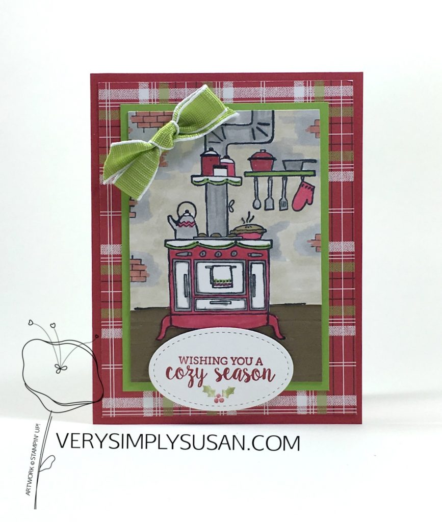 Homemade Kindness, Stampin' Up!