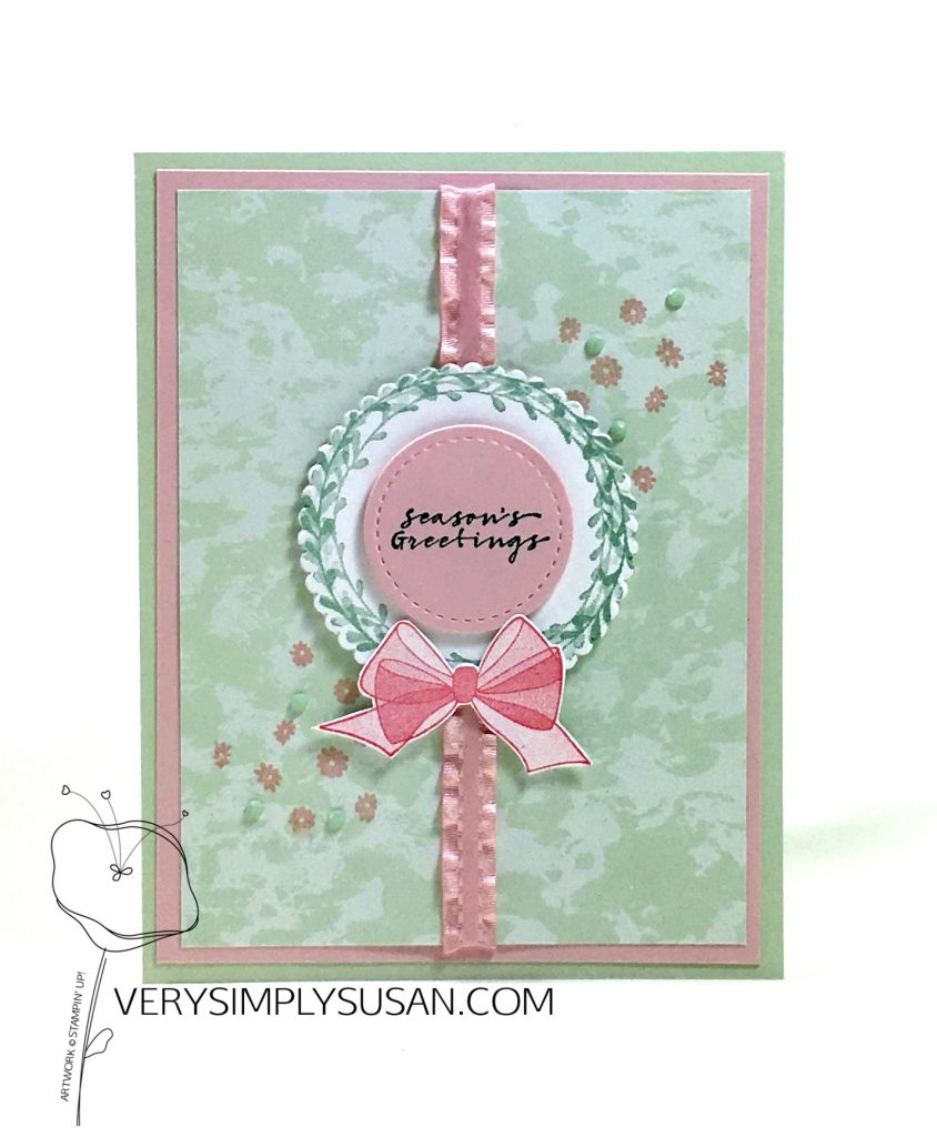 Wishing You Well, Stampin' Up!