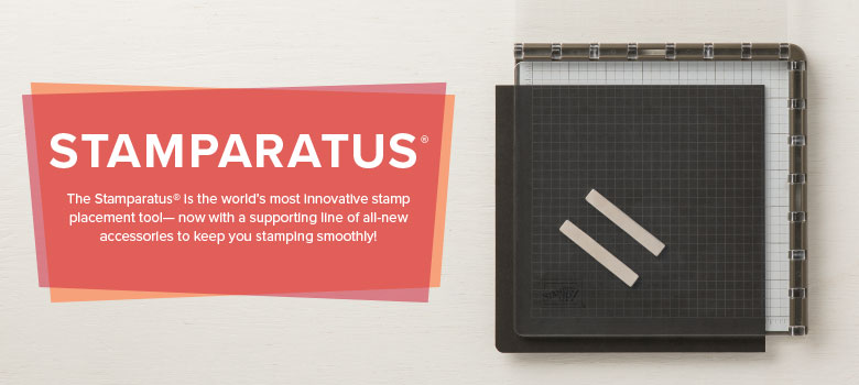 Stamparatus, Stampin' Up!