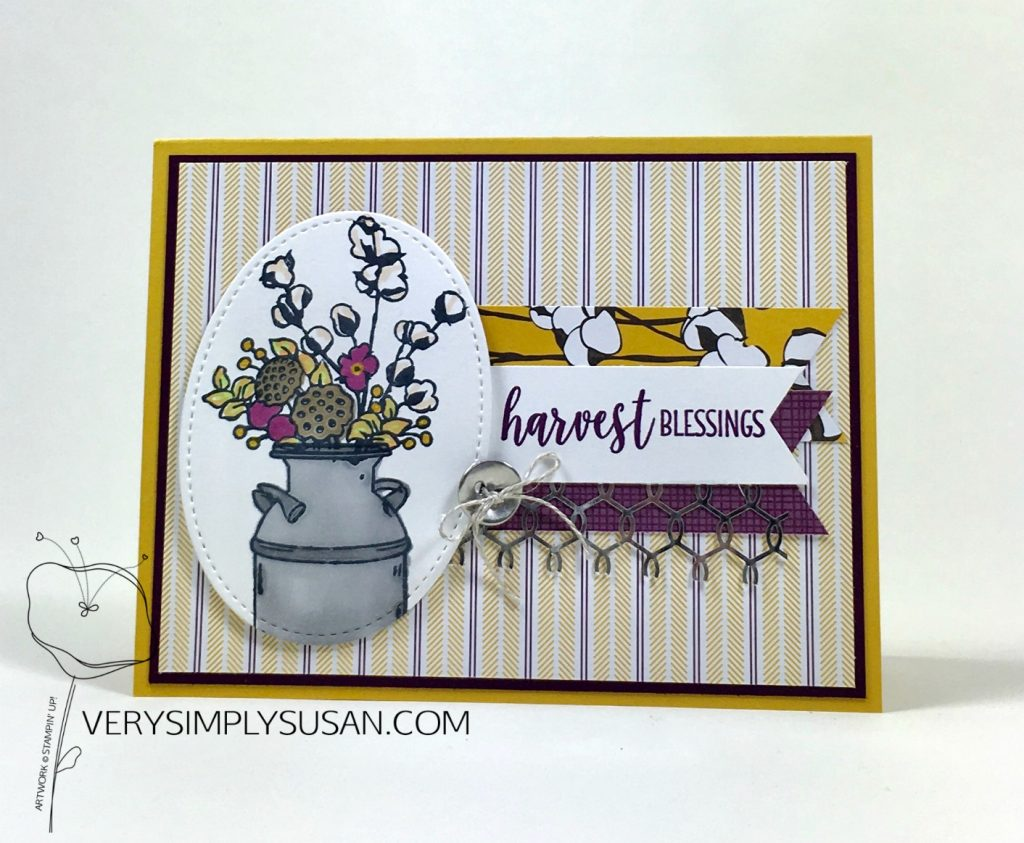 Country Home. Stampin' Up!