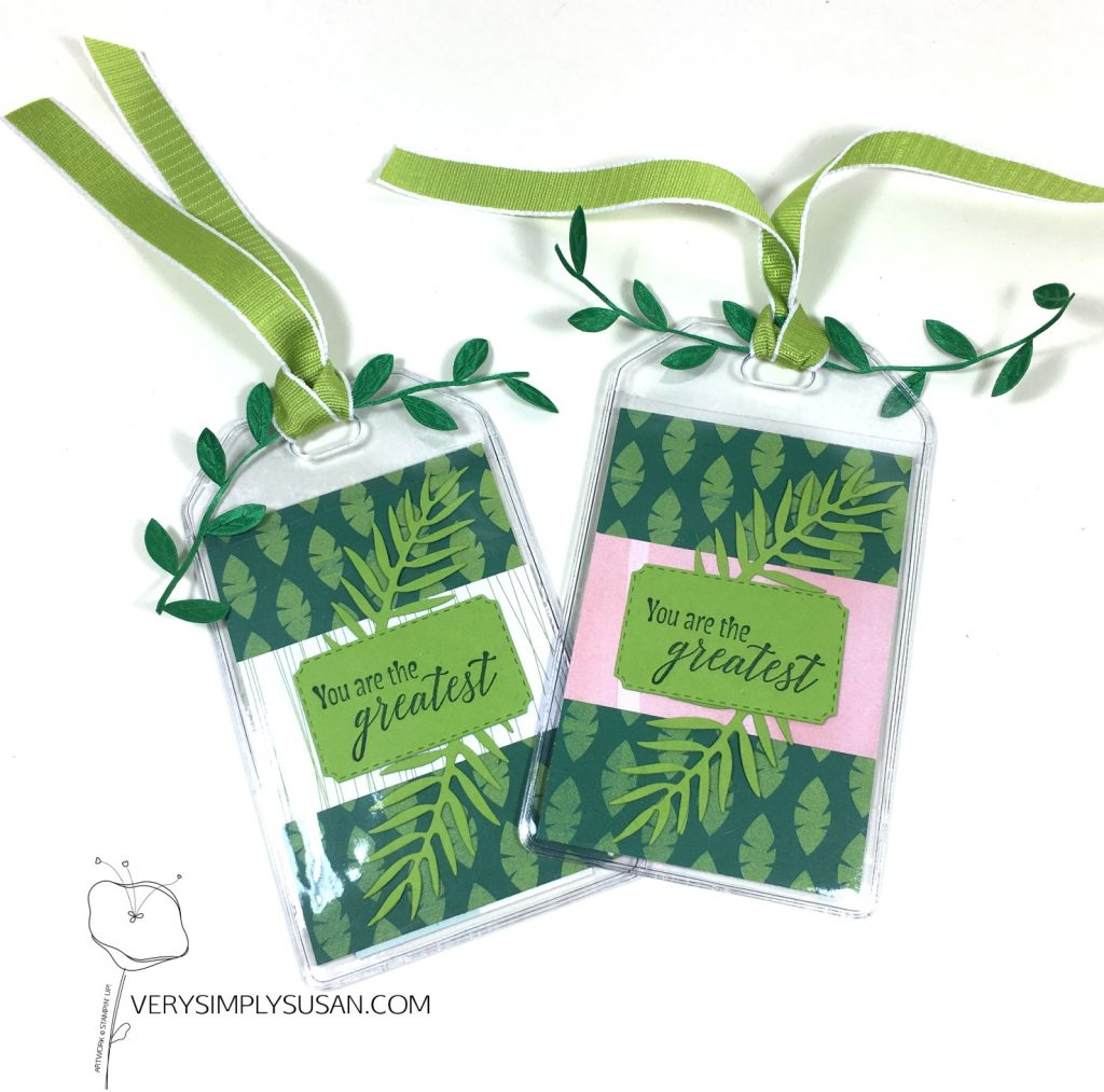 Tropical Chic, Stampin' Up!