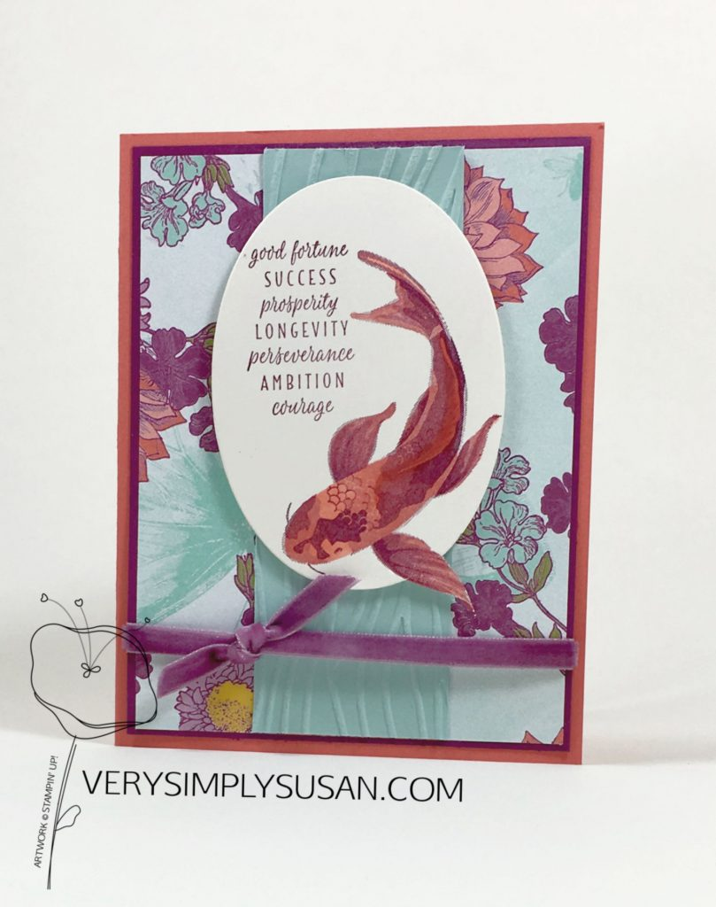 All The Good Things, Stampin' Up!