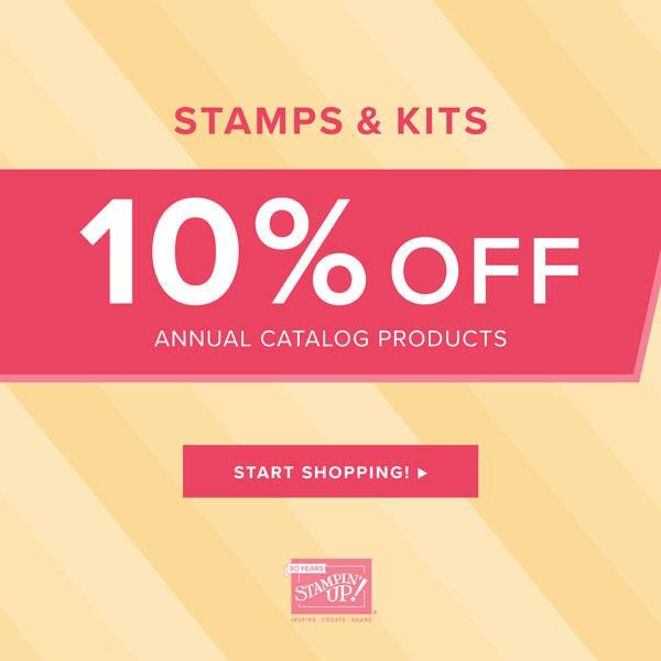Stampin' Up! Stamps Sale!