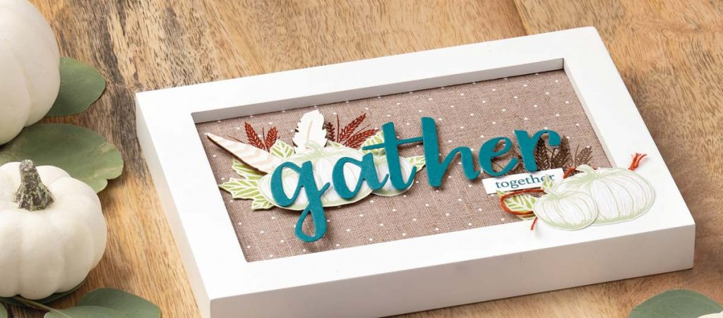 Come To Gather-Stampin' Up!